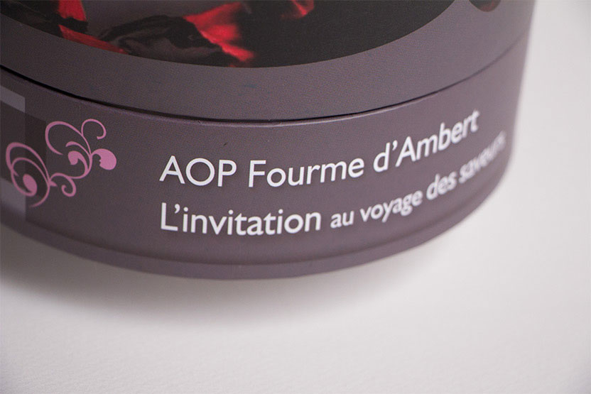 Coffret collector – AOP Fourme d'Ambert
