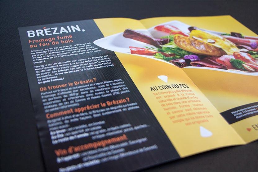 Dépliant produit Brezain 2013