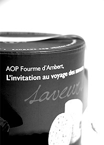 Coffret collector - AOP Fourme d'Ambert