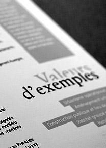 Valeurs d'exemples 2013 - Union Régionale des CAUE