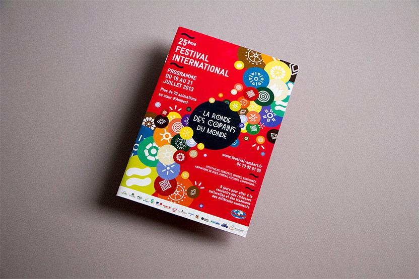 Couverture programme du festival
