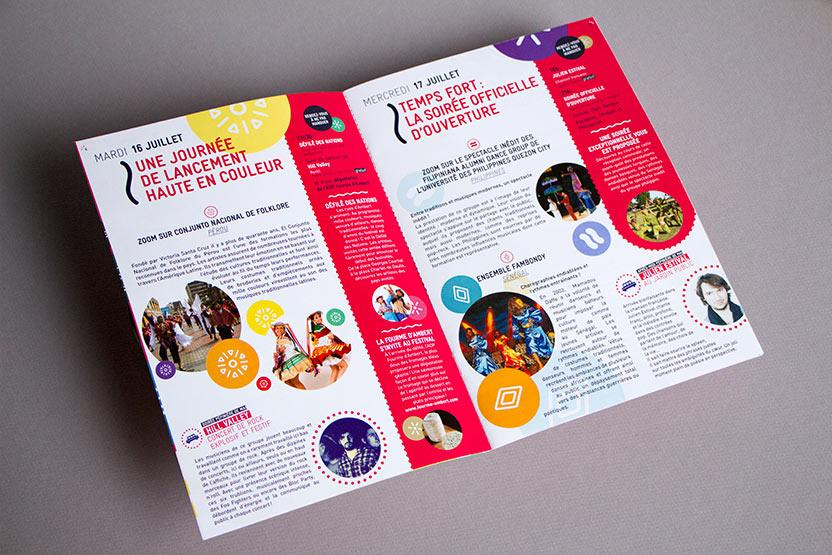 Double intérieure programme du festival