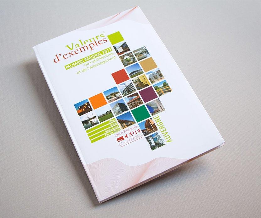 Couverture Valeurs d'exemples 2013