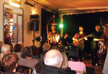 Blues et musique celte... laissez-vous tenter par Les Bistrots d'Hiver