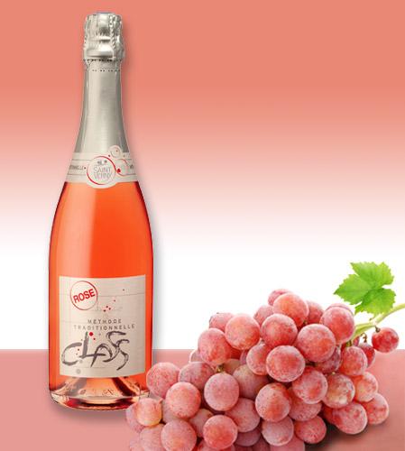 À la Chandeleur, dégustez Class Rosé de Saint Verny Vignobles