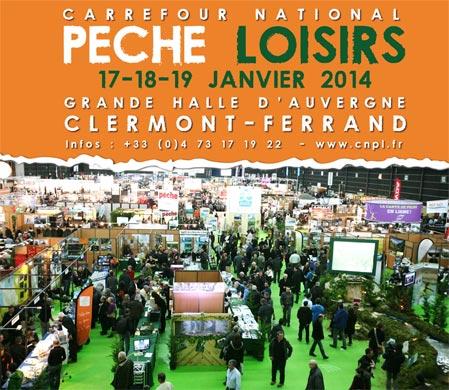 25 ans du Carrefour de la Pêche à la Grande Halle d'Auvergne !