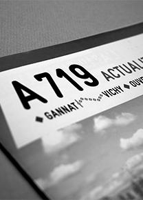 A719 Gannat-Vichy - Autoroutes Paris-Rhin-Rhône