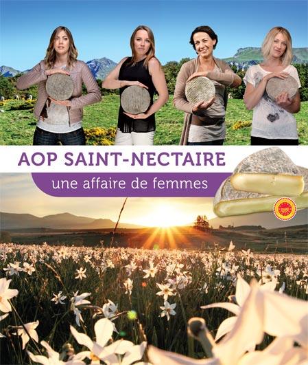 Opération séduction pour l'AOP Saint-Nectaire
