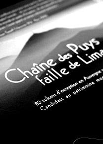 Chaîne des Puys faille de Limagne au patrimoine mondial de l'UNESCO