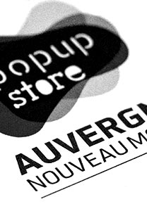 Pop up Store parisien
