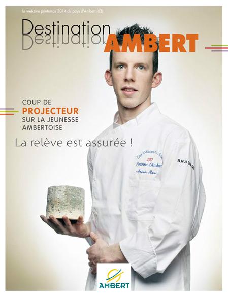 Webzine pays d'Ambert 2014 : coup de projecteur sur la jeunesse ambertoise !