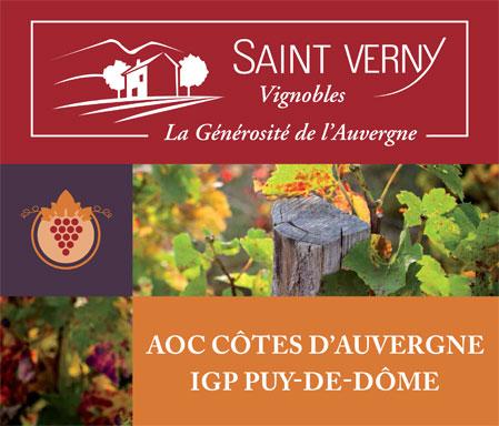 Une nouvelle identité graphique pour Saint Verny Vignobles !