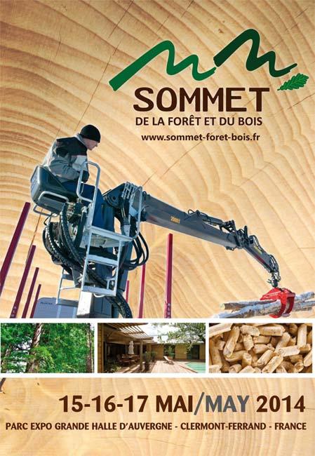 1er Sommet de la Forêt et du Bois : 2 salons pour 1 événement !