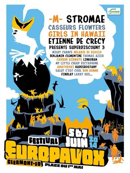 EuropaVox : une fin de semaine festive à Clermont !