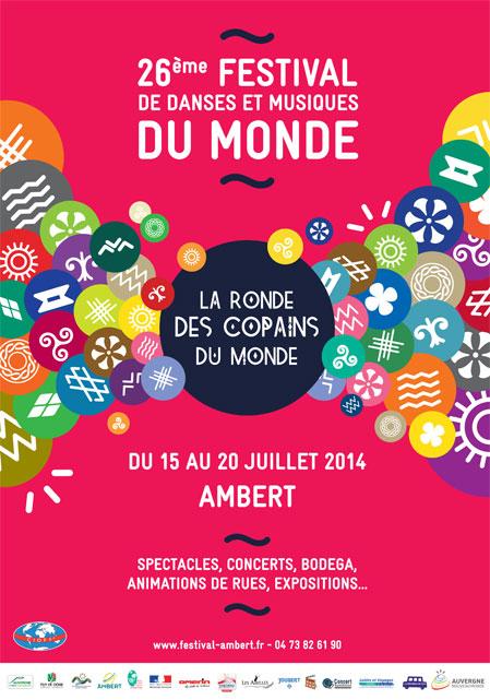 La Ronde des Copains du Monde, grand spectacle en perspective !