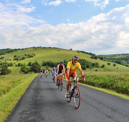 Cyclo Les Copains et Critérium du Dauphiné : Ambert, l'autre pays du vélo !