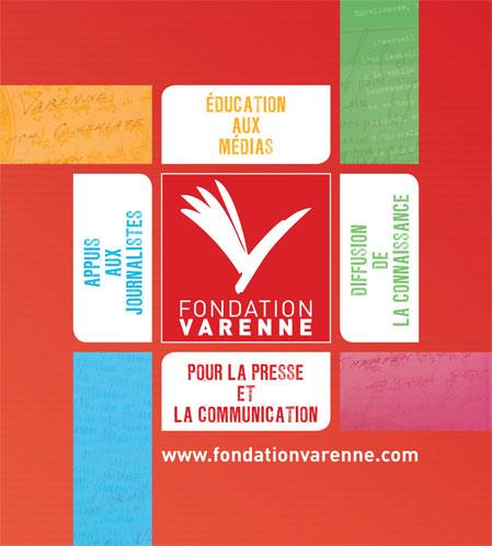 La Fondation Varenne nous confie la réalisation de son nouveau site internet
