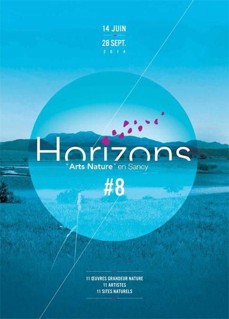 Admirer les œuvres d'Horizons Art Nature dans le Sancy