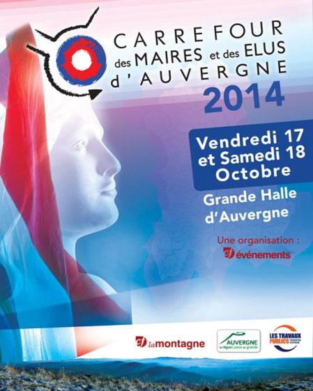 6ème Carrefour des Maires et des Élus d'Auvergne
