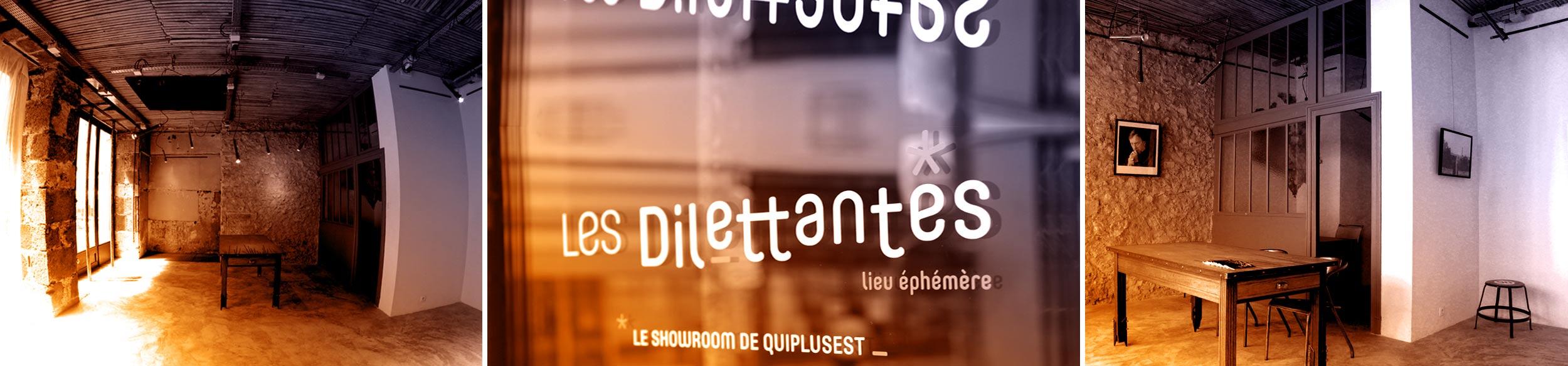 Showroom Les Dilettantes * | Lieu événementiel sur Clermont-Ferrand, Auvergne