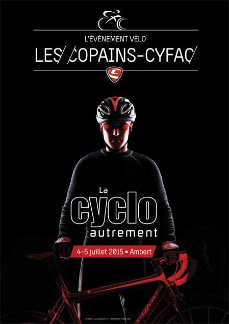 Les Copains-Cyfac : une nouvelle identité visuelle pour 2015 !