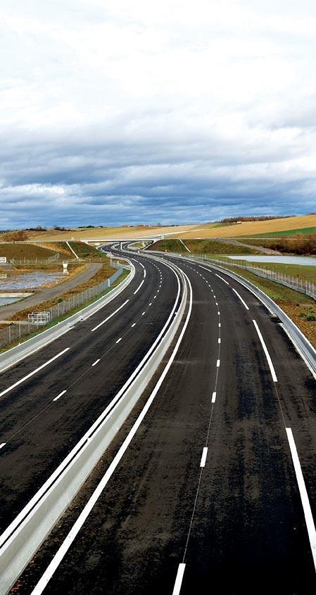 A719, une nouvelle autoroute entre Gannat et Vichy