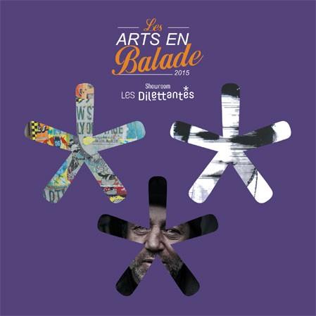 Les Arts en balade 2015 reviennent les 29, 30 et 31 mai : découvrez 3 artistes féminines aux Dilettantes