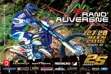 Rand'Auvergne , la course plaisir fête ses 25 ans !