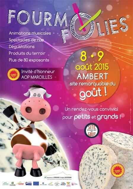 Les Fourmofolies, un week-end plein de saveurs !