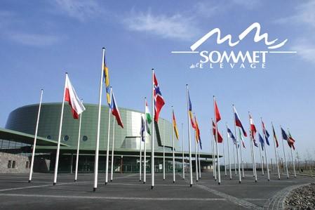 Sommet de l'Élevage 2015