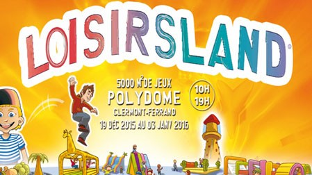 S'amuser à Loisirsland !