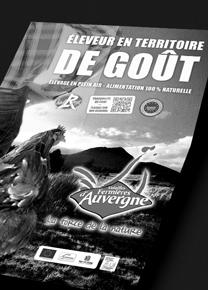 Campagne Volailles Fermières d'Auvergne (SYVOFA) 2016