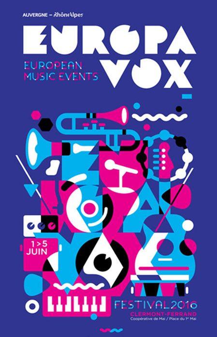 EUROPAVOX, The Festival est de retour!