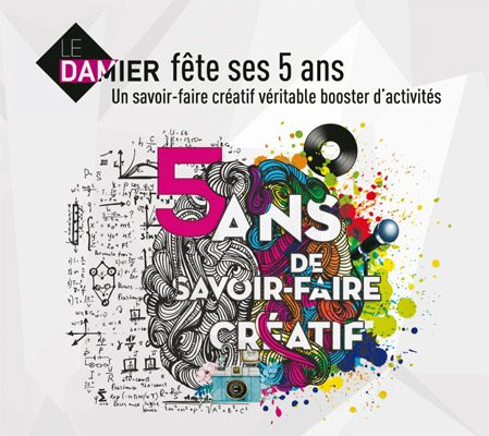 Happy Birthday Le Damier : 5 ans !