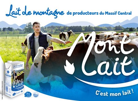 Campagne Mont Lait, des producteurs aux consommateurs !