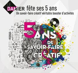 Happy Birthday Le Damier : 5ans!