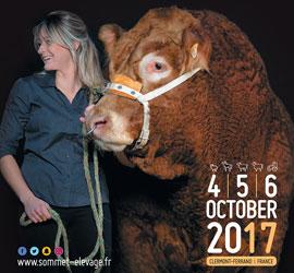 Nouvelle identité pour le Sommet de l'élevage édition 2017 !