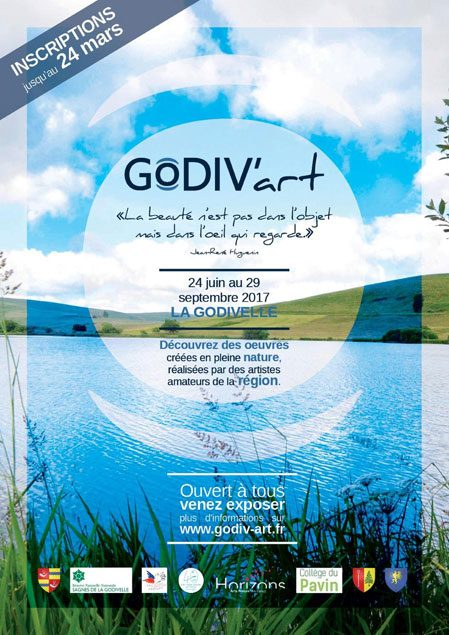 Appel à candidatures : Godiv'Art !