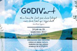 Appel à candidatures : Godiv'Art !