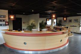 """Inauguration du nouvel espace réceptif de la Grande Halle d'Auvergne """"La Rotonde"""""""