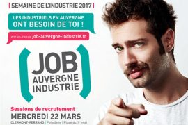 Plus de 150 postes à pourvoir dans l'industrie en Auvergne !