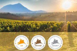 Palmarès de la 31e édition du Concours départemental des vins