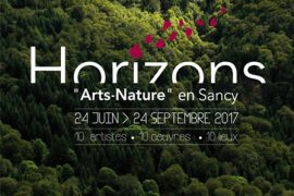11e édition d'Horizons Sancy : l'Art Grandeur Nature !