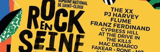 Festival Rock en Seine: l'AOP Fourme d'Ambert part en tournée!