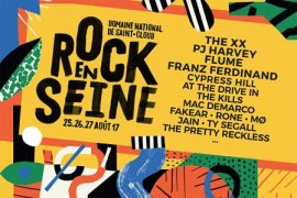 Festival Rock en Seine : l'AOP Fourme d'Ambert part en tournée !