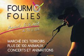 Les Fourmofolies 2017 : l'AOP Fourme d'Ambert en mode musique !