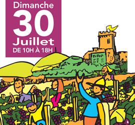 Balade vigneronne à Châteaugay: marche gourmande au cœur du vignoble!