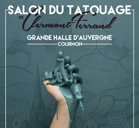 Salon du Tatouage de Clermont-Ferrand: ça va piquer!