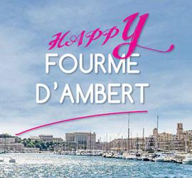 L'événement saveur de l'AOP Fourme d'Ambert fait escale à Marseille!