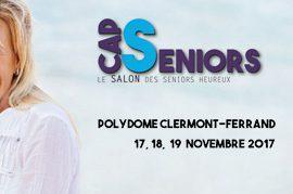 Le premier salon destiné aux plus de 50 ans à Clermont-Ferrand !